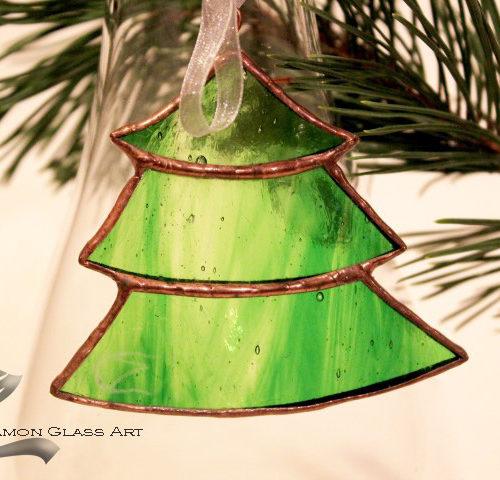 Karácsonyi üvegdíszek