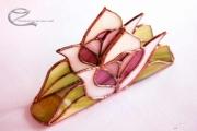 Tiffany feher tulipanos szives szalvetatarto 2
