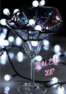 BUÉK! Czinamon Glass Art