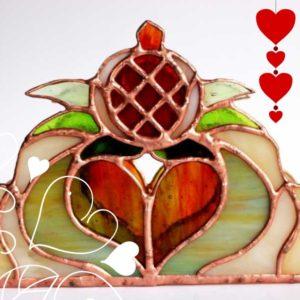 dc18054a46 Valentin-napi ajándék ötletek férfiaknak - Czinamon Glass Art